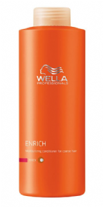 Wella Enrich Conditioner Coarse 1ltr